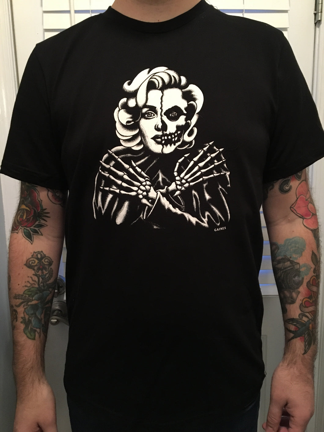 Misfits Who Killed Marilyn Shirt - Jared Gaines Art