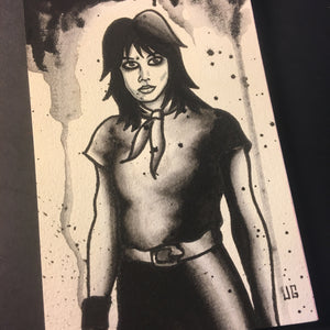 Joan Jett - Jared Gaines Art