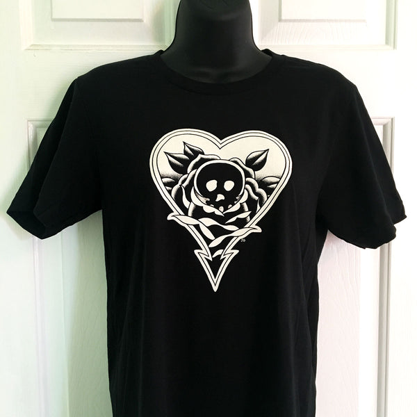 Alkaline Trio Tattoo Shirt - Jared Gaines Art