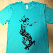 Load image into Gallery viewer, Mermaid Shirt - Jared Gaines Art