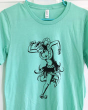 Load image into Gallery viewer, Hula Girl Shirt - Jared Gaines Art