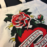 Hopeless Romantic Tote Bag - Jared Gaines Art