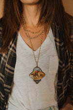 The Wild Ropin' Cowboy Necklace Set
