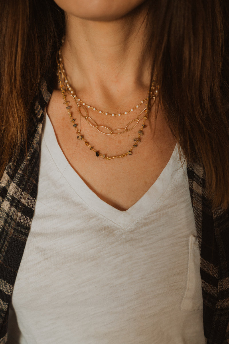 The Clara Necklace Set
