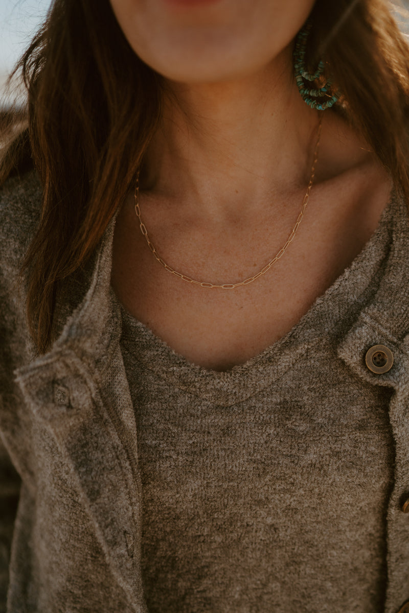 The Goldie Necklace