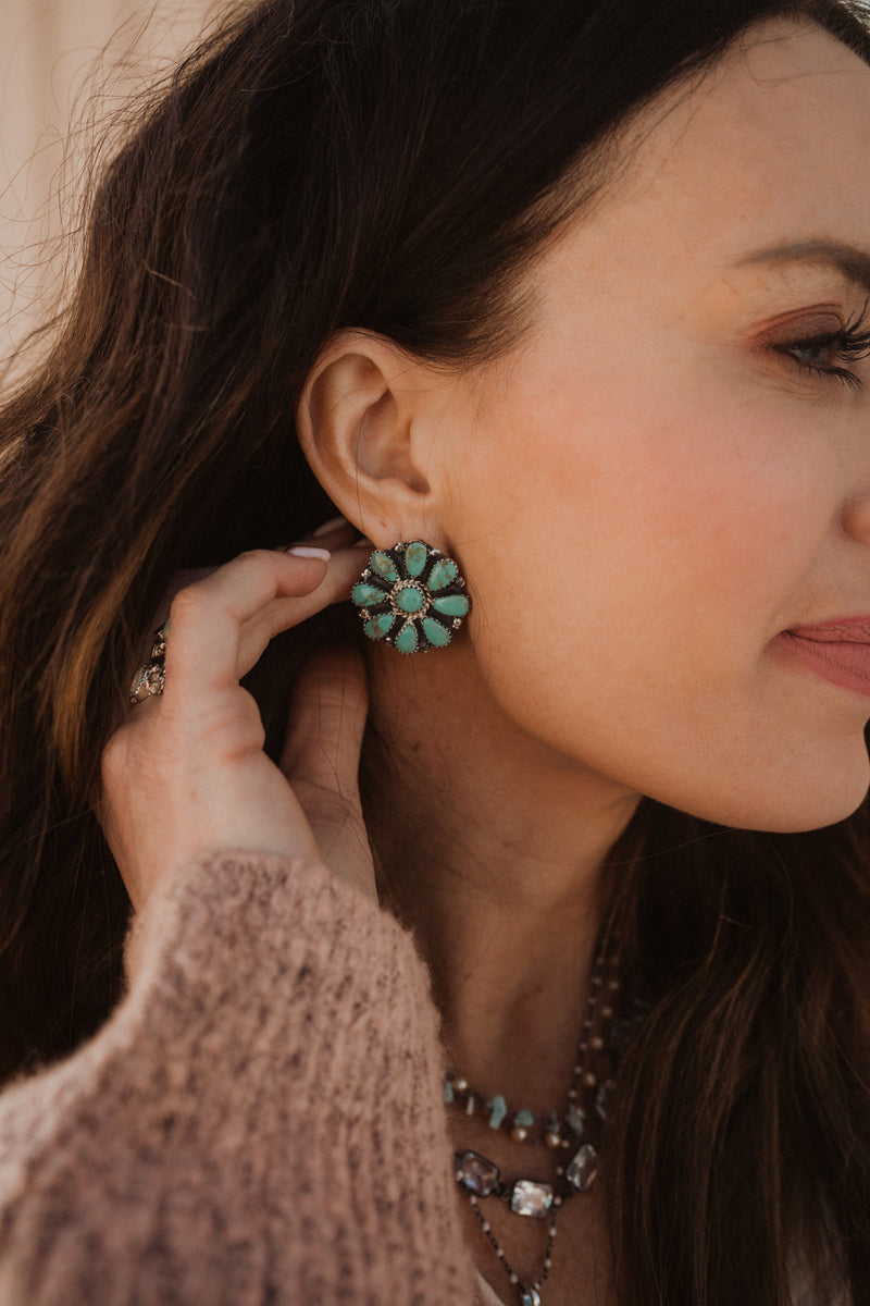 The Julianne Earrings