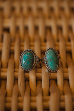 The Lizzy Ring | Turquoise