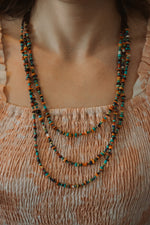 The Bonzai | 3 Strand Necklace