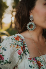 The Amara Earrings | Concho #10