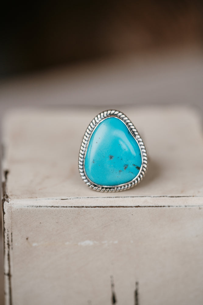 Laney Ring No. 01 | Turquoise | Size 6