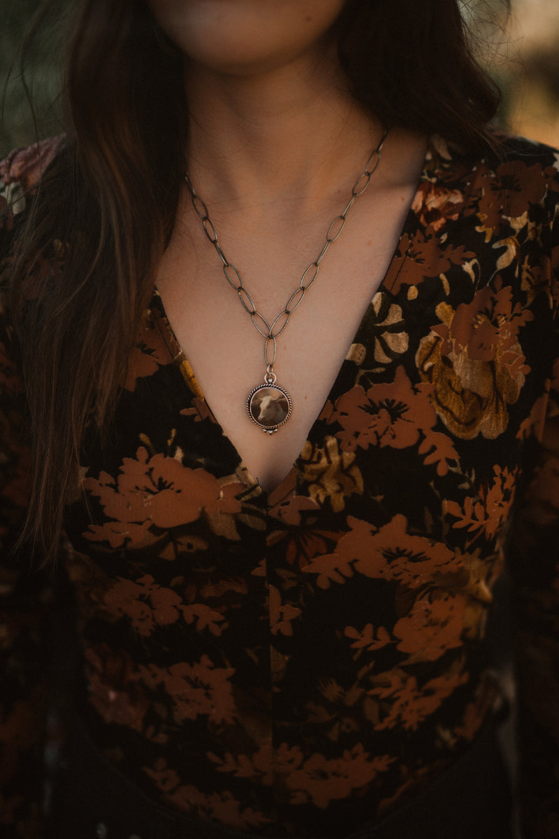 Steer Necklace | #2