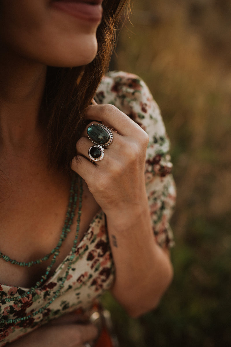 The April | Black Onyx