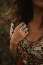 The Mabel Ring | Spiny Turquoise
