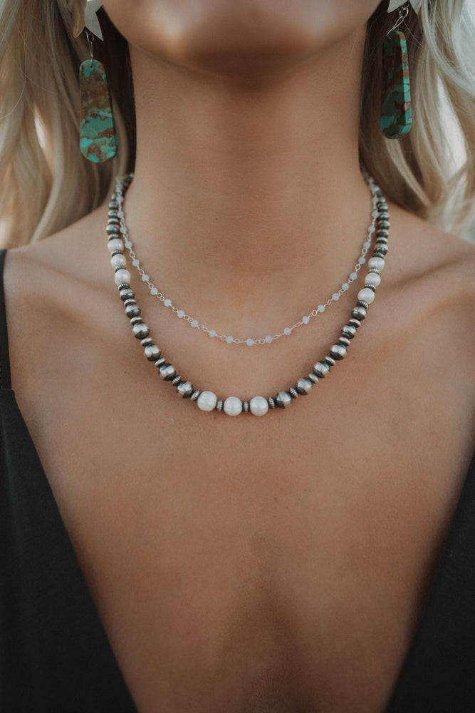 Fresh Water Pearl | Navajo Pearls