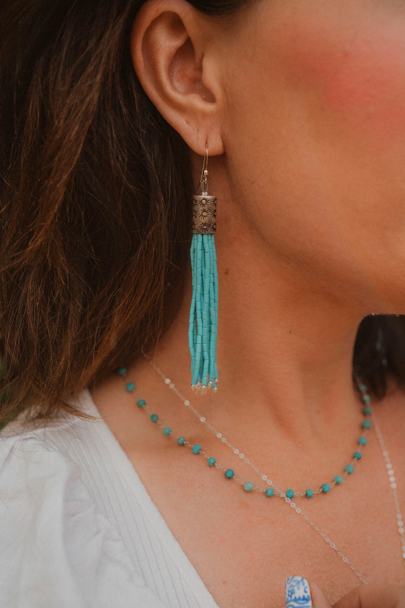 Moxi Turquoise Earrings