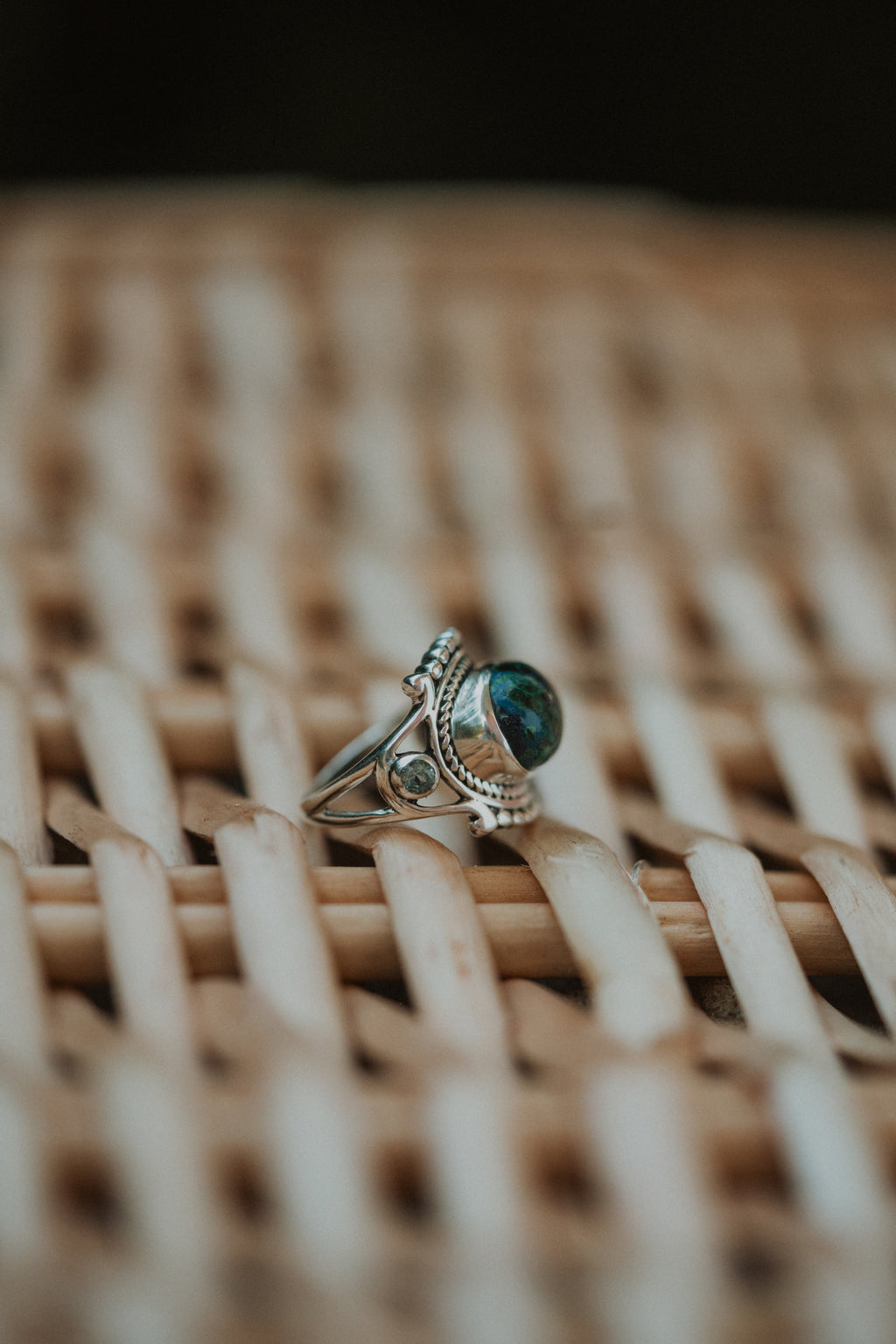 Eden Ring | Azurite Malachite