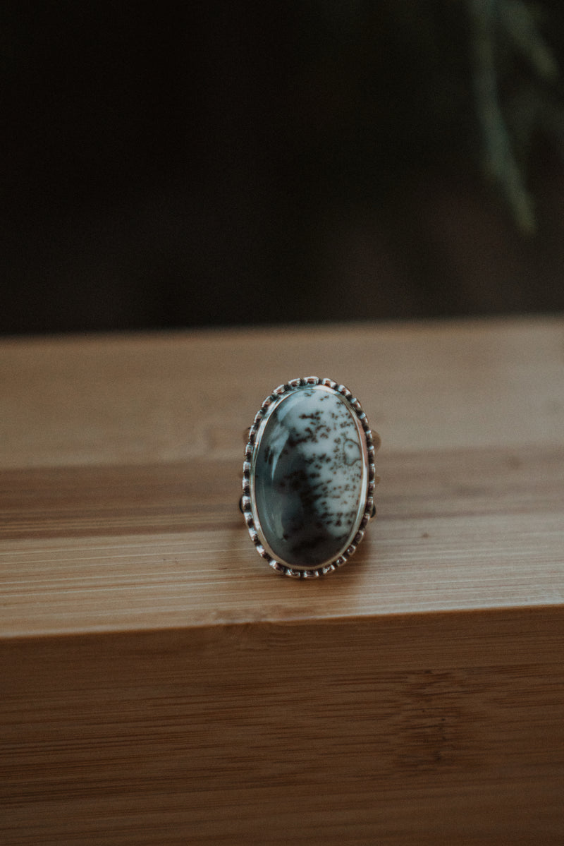 The Colette | Dendritic Opal