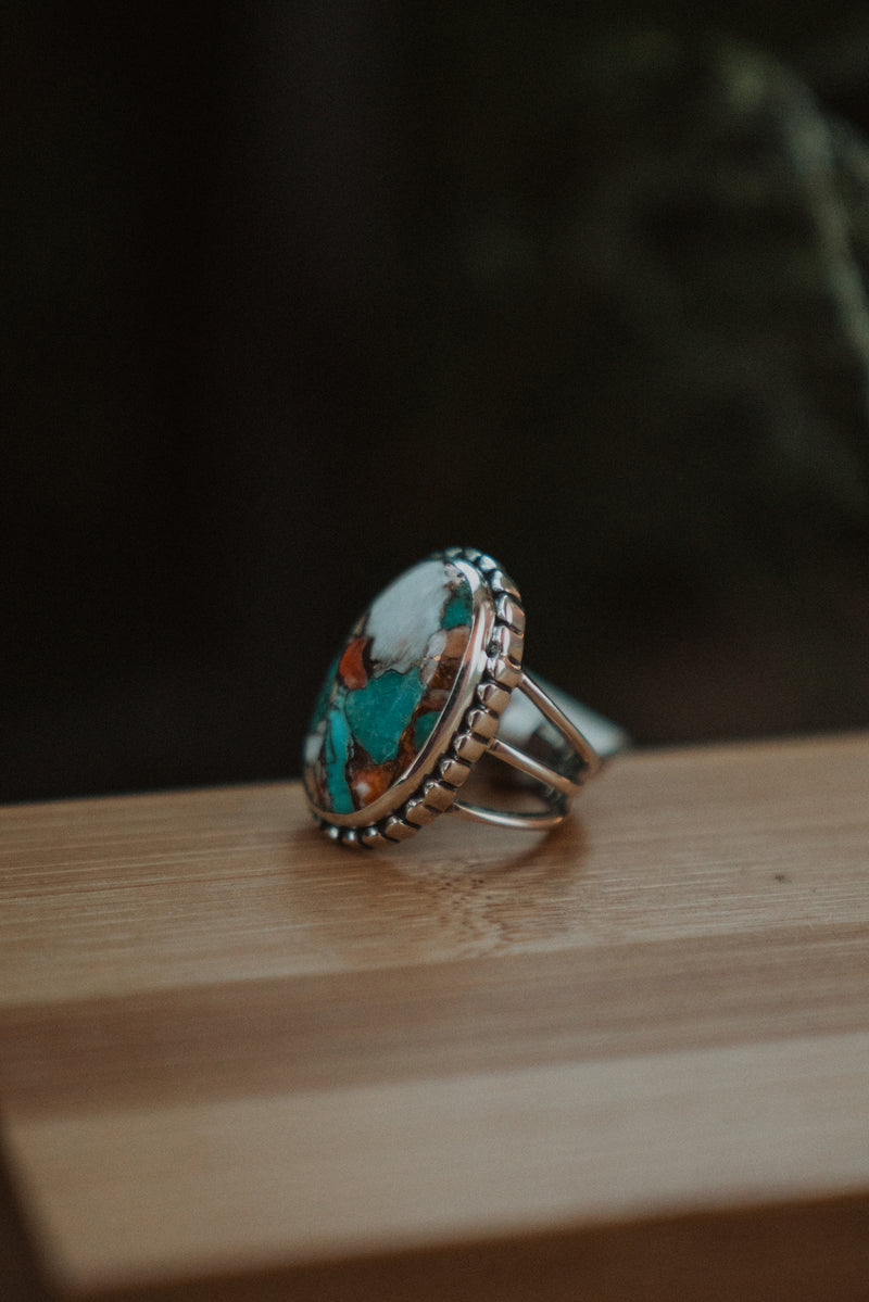 The Colette | Spiny Turquoise