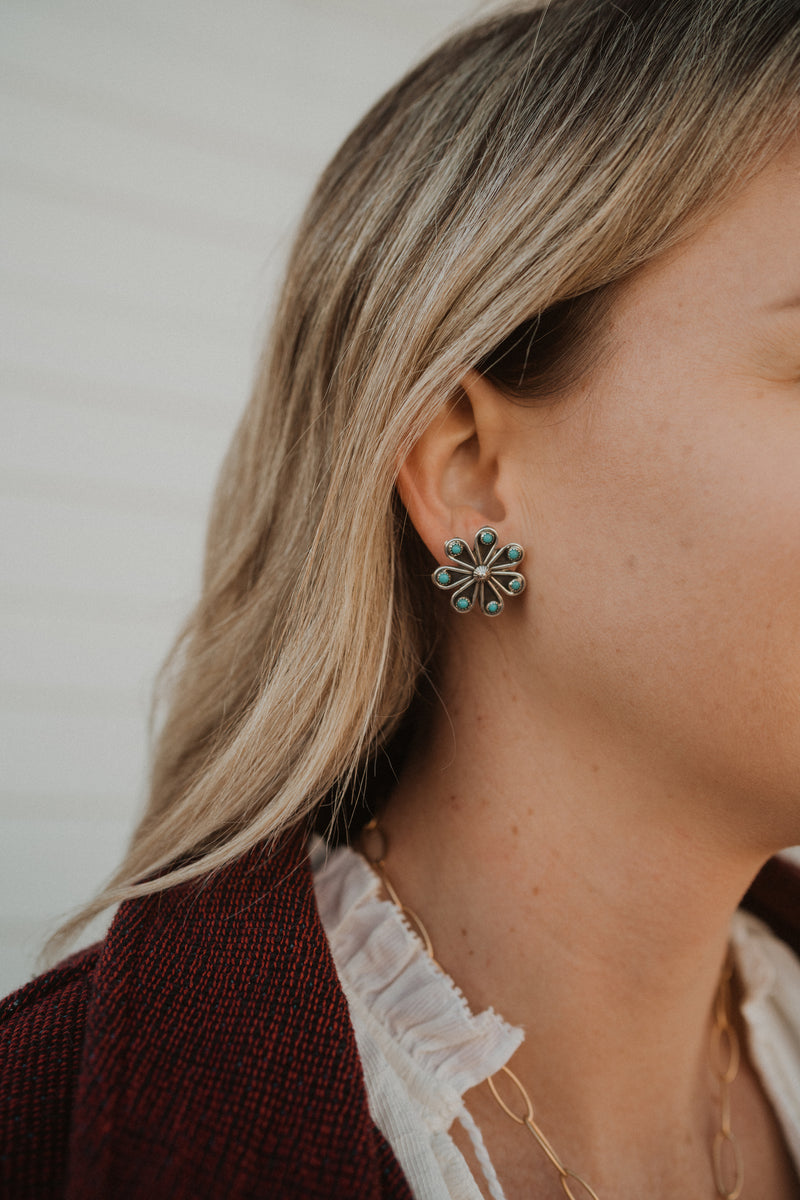 Mercy Studs | Dottie Flower