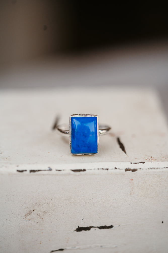 Lucky Ring | Turquoise