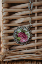Floral Necklace | #7