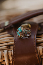 The Orla | Spiny Turquoise