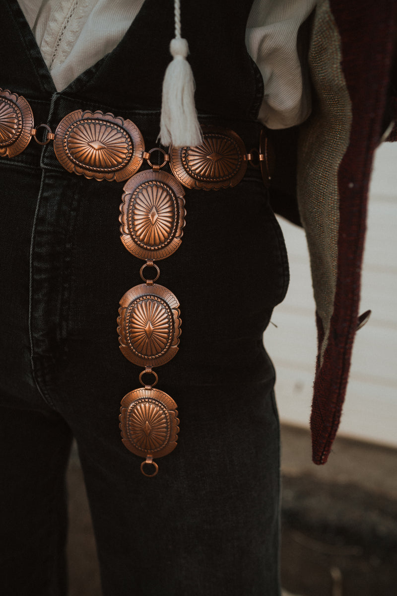 Concho Belt No. 16