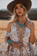 A Cowgirl's Dream | Turquoise