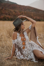 Boho Galore | Spiny Oyster Orange