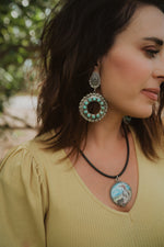 Concho Earrings #10