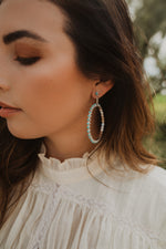 Small Dottie Hoop Earrings