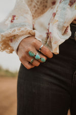 Mitchie Ring | Turquoise