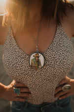 The Roy Rogers Pendant