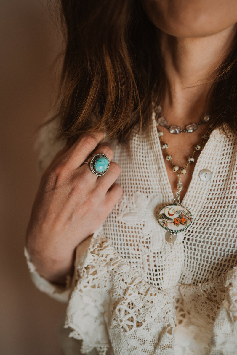 The Clooney Ring | Sonoran Rose