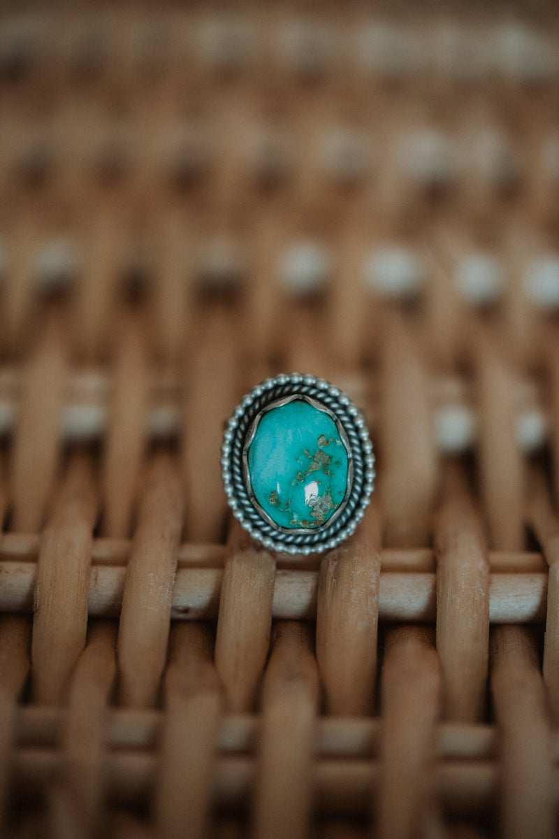 The Krista Ring | Sonoran Gold