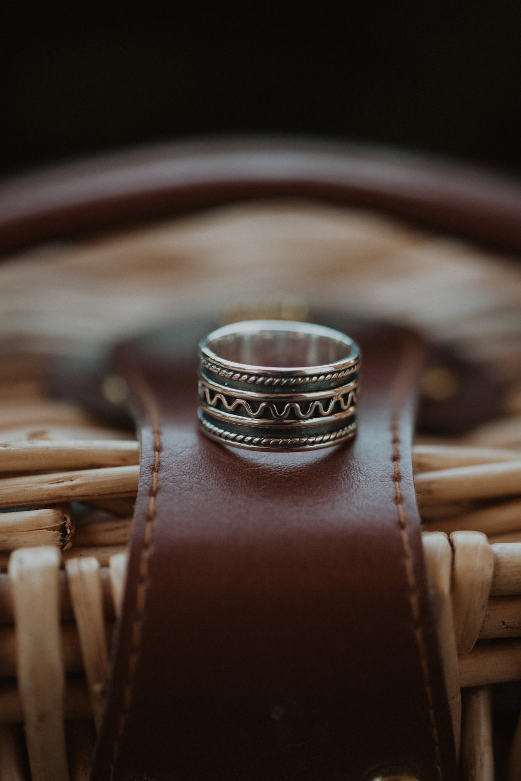 The Endy Ring | Silver