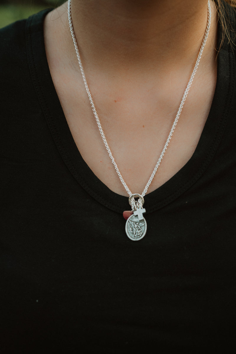 Guardian Angel | Cross Charm