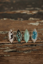 The Addie Ring | Mexican Turquoise