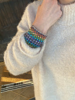 The Martha Cuff | Colorful