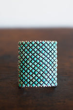 The Martha Cuff | Turquoise