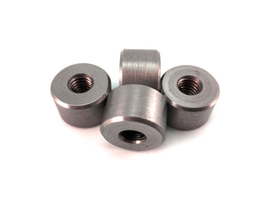 Threaded Bungs (stainless steel)
