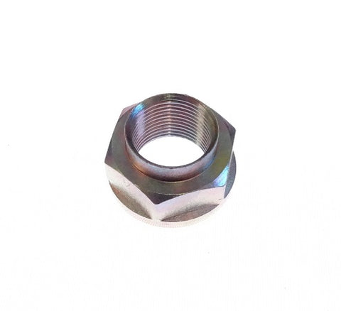 Rear Axle Nut Outer M22