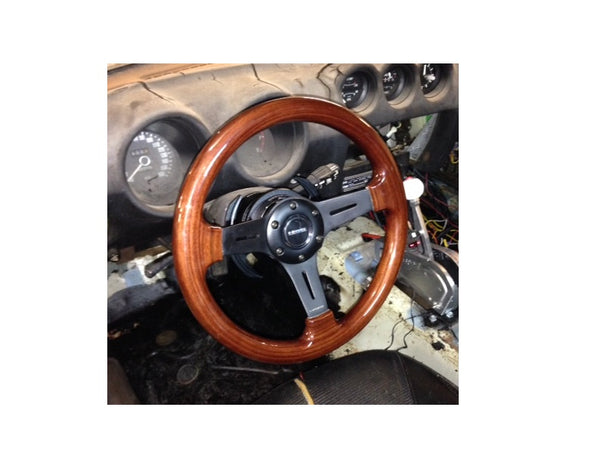 Sport Steering Wheel Wood NRG 240Z 260Z 280Z