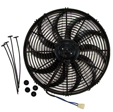 "Electric 12"" Cooling Fan  240Z 260Z 280Z 280ZX"