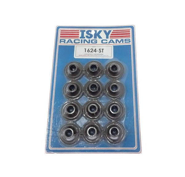 Valve Spring Retainer Chrome Moly Racing Isky L24 L28