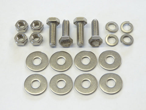 Radiator Mounting Bolt Kit Stainless 240Z 260Z 280Z 70-78