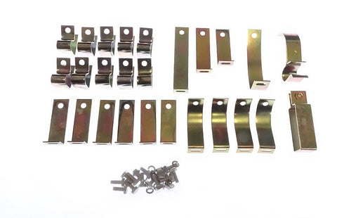 Fuel and Brake Line Bracket Clip Kit 240Z 70-72
