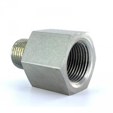 1/8 to 1/2 NPT Fitting Adaptor Reducer Pipe Thread