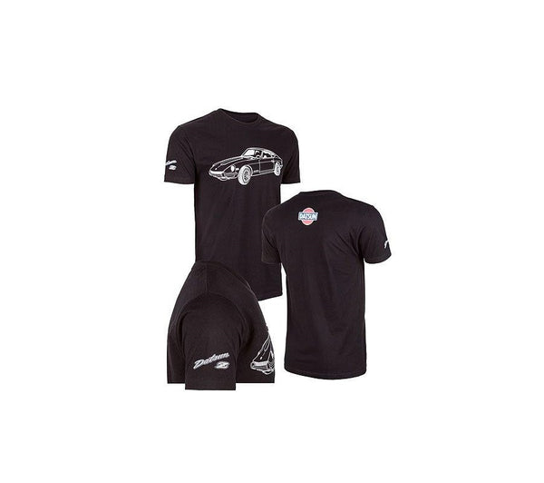 240Z Logo T Shirt Black