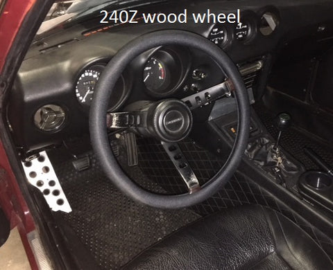 Steering Wheel Cover 240Z 260Z 280Z